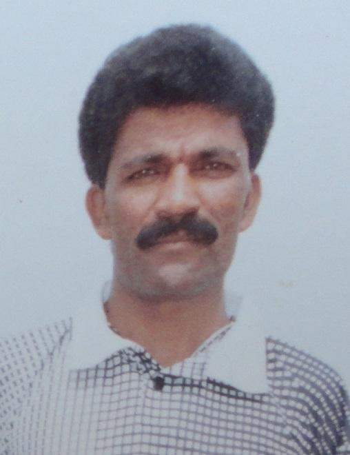 Nazir Baloch FIFA Referee