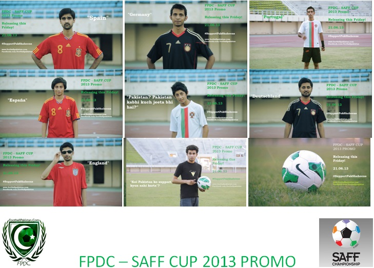 FPDC's SAFF Cup 2013 promo goes viral