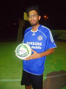 05 - Waqar Hussain (Old Fighters)