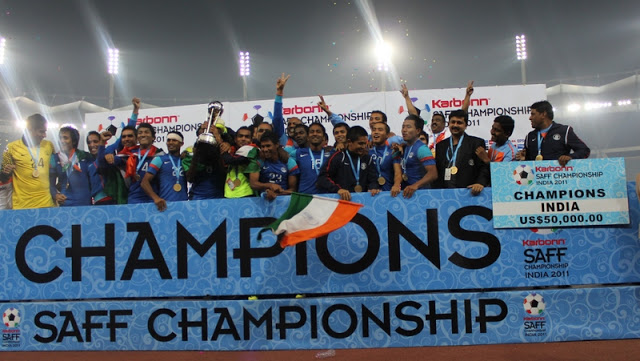 INDIA ARE CHAMPIONS
