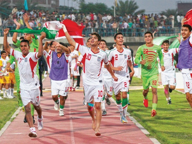 Iran beat UAE to qualify for final round [Tribune]