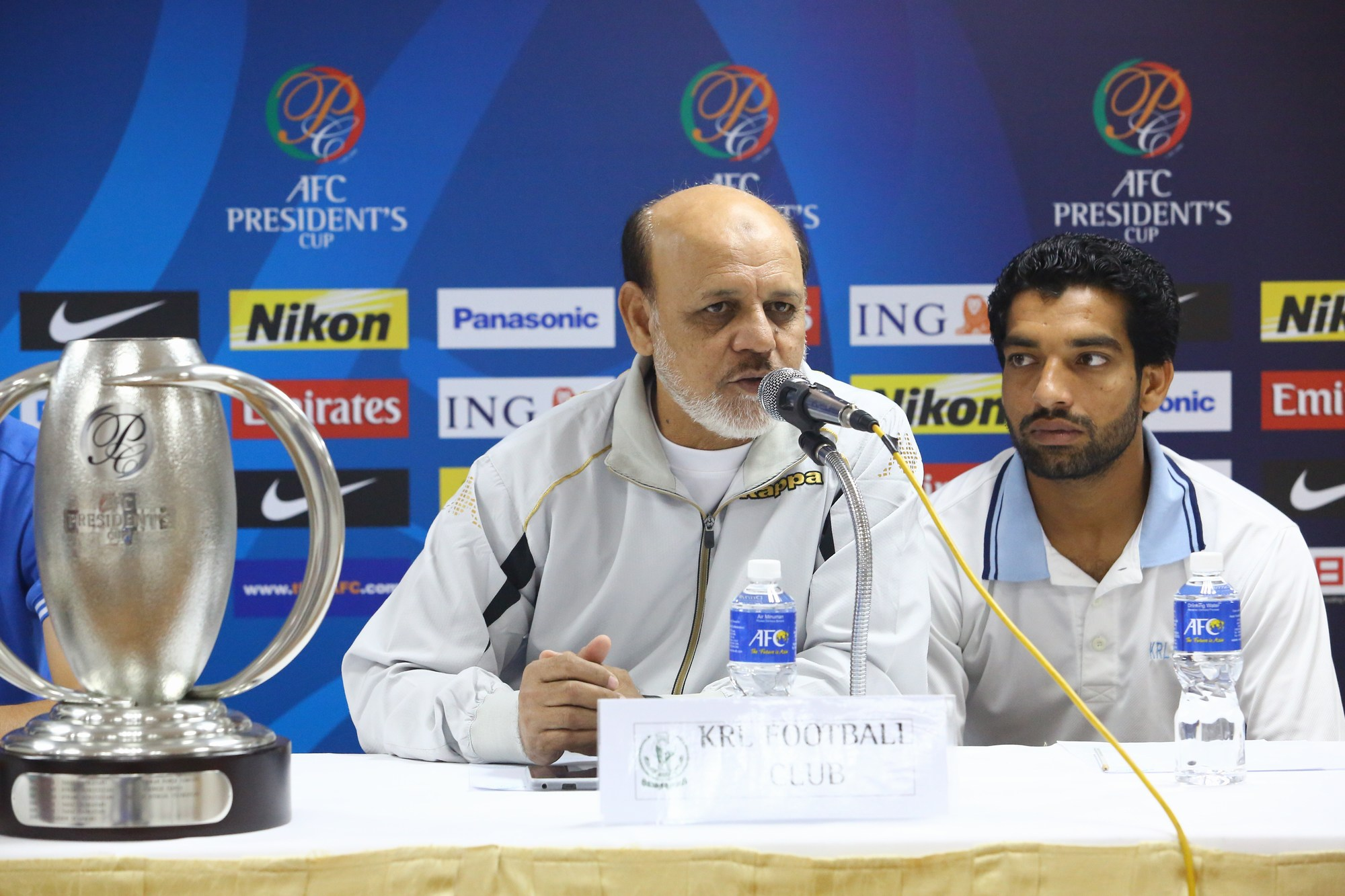 KRL one win away from AFC President's Cup glory [DAWN]