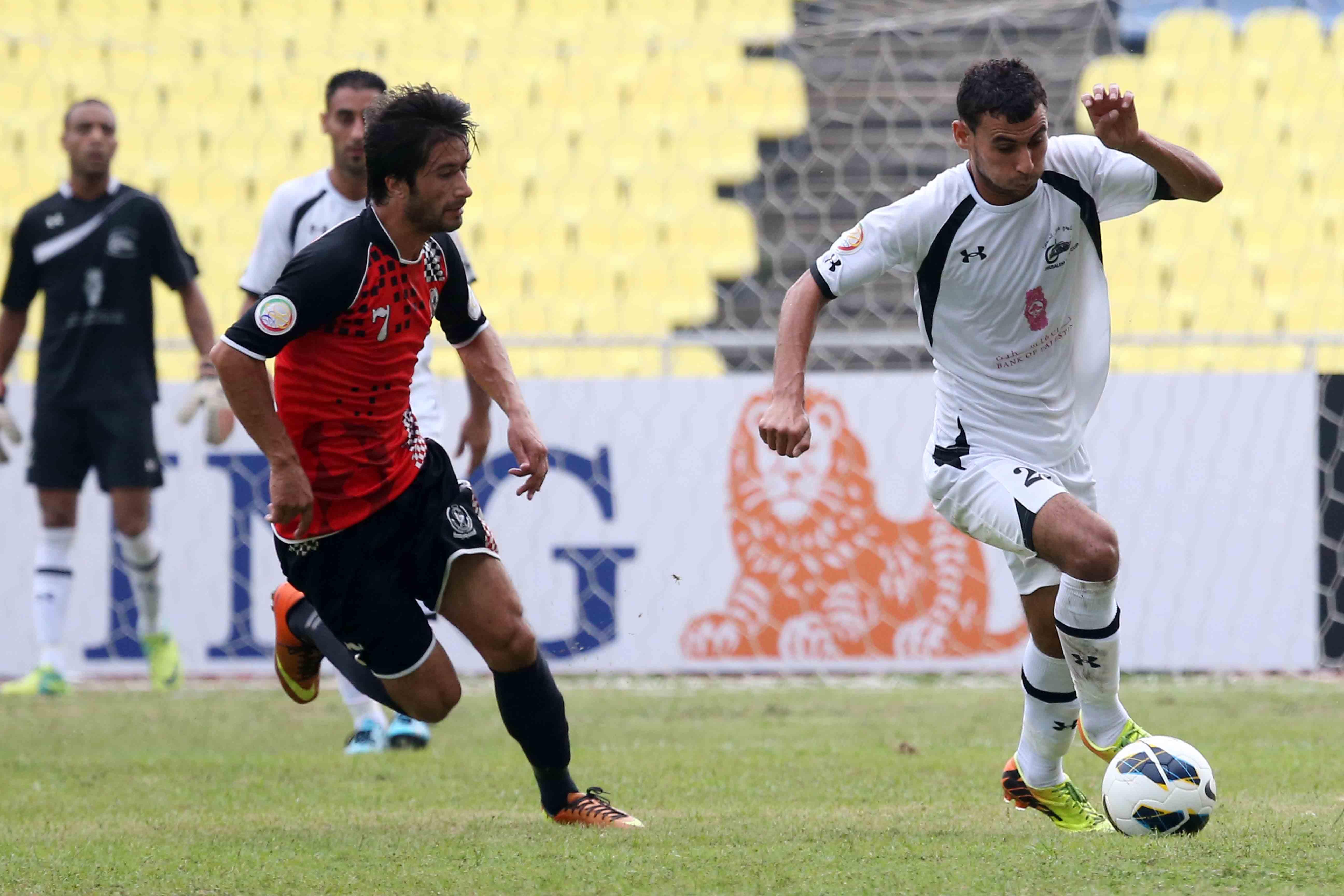 Pictures: AFC President's Cup – KRL vs. Hilal Al-Quds