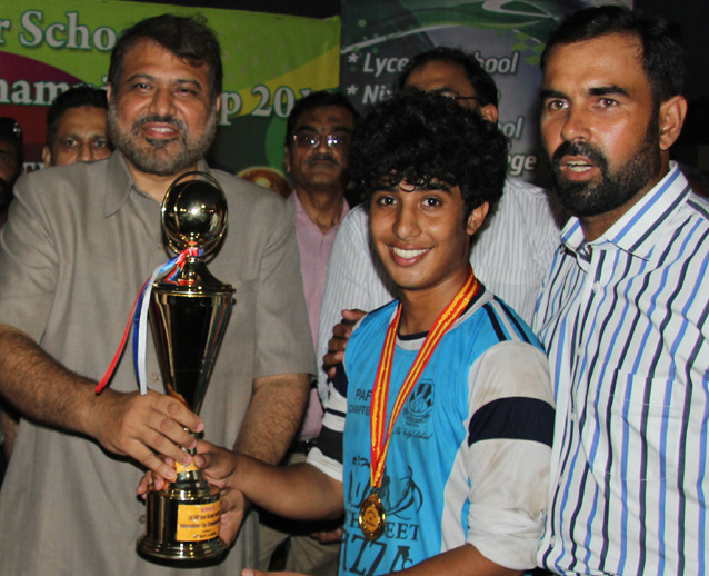 SBP Inter School Independence Football Tournament