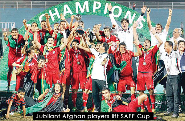 Pakistan can take Afghan lessons in football – Featured