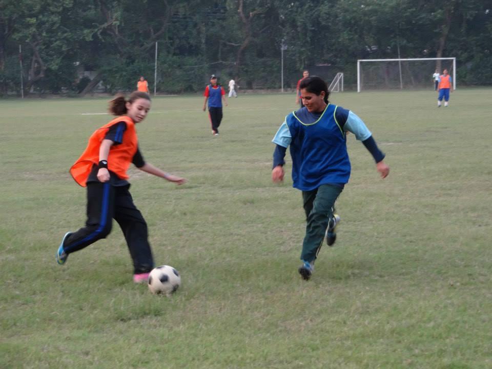 Pictures: Punjab's Women Team Trials