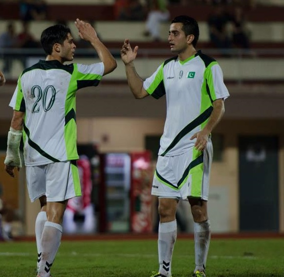 Mohammad Ali and Hassan Bashir have established themselves as first-choice starters for Pakistan.