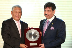 Pakistan wins AFC 'Aspiring' MA of the Year