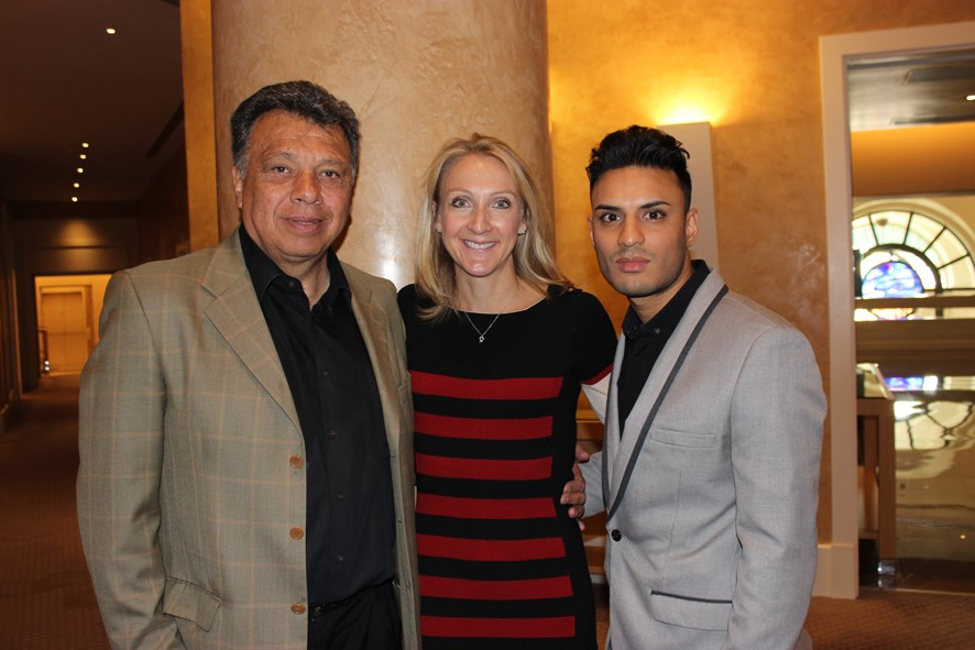 Northampton FC and Pakistan International Kashif Siddiqi honoured in Monaco Under Prince Albert II