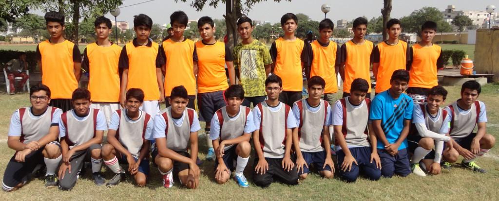 Fahim School vs Haq Academy