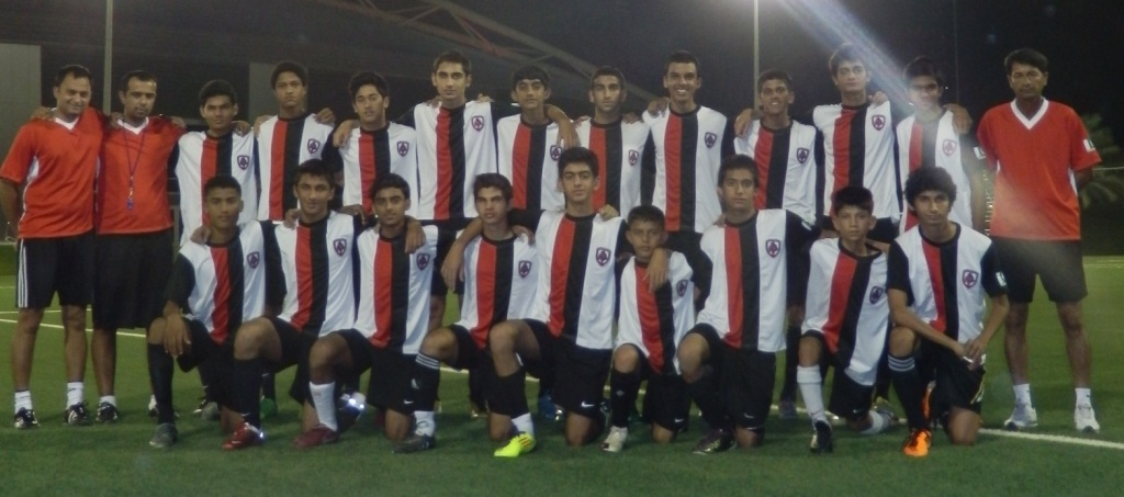 Karachi United is one of the token professionalized clubs in Pakistan and have even toured foreign countries such as Qatar for more exposure.