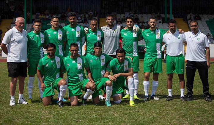 In June 2013,  John Layton was also coached the Pakistan International XI, a team that contained several Pakistani Internationals based in Europe and played a charity match against Bradford Park Avenue at Horsfall Stadium.