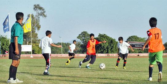 Grassroots Football: Why doesn't Pakistan progress?