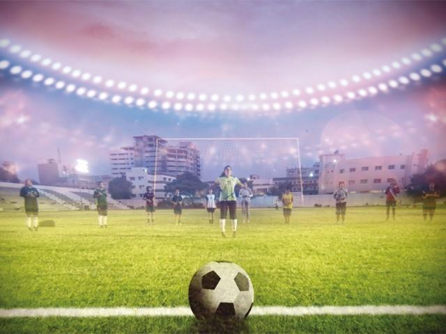 Fair game: Female footballers [Tribune]