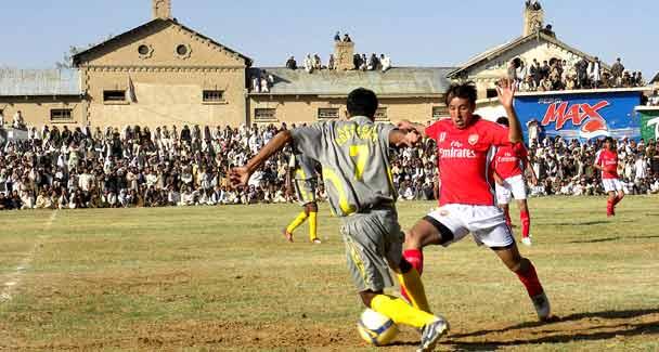Injury time heroics save Lyallpur FC [The News]