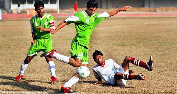 Railways, Baloch FC promoted to PPFL [The News]