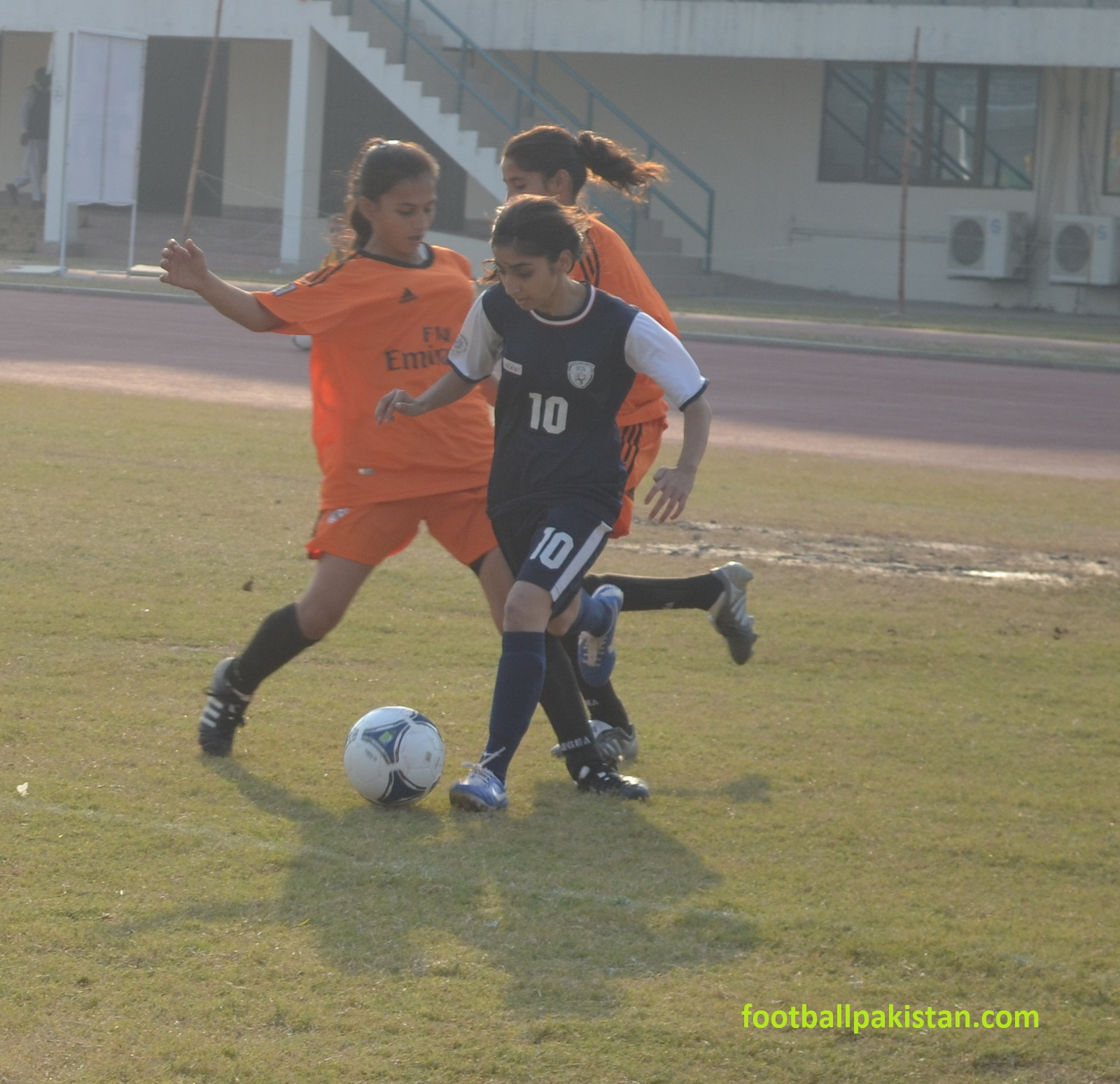 Women's Championship semifinals to be held tomorrow