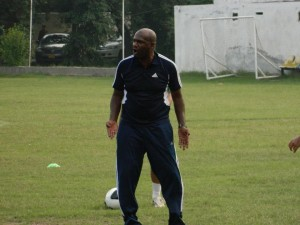Coach Shamlan is expected to join the team soon.