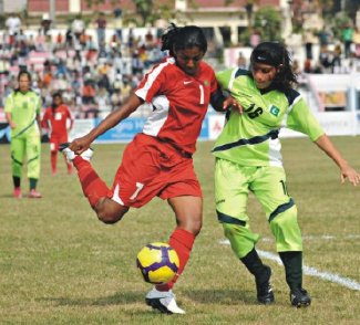 Pakistan to host SAFF Women's Championship in November 2014