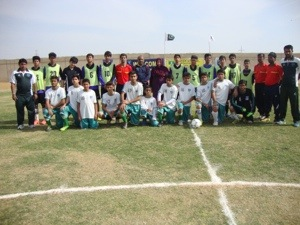 Reflections 4th Inter School Football Tournament 2014