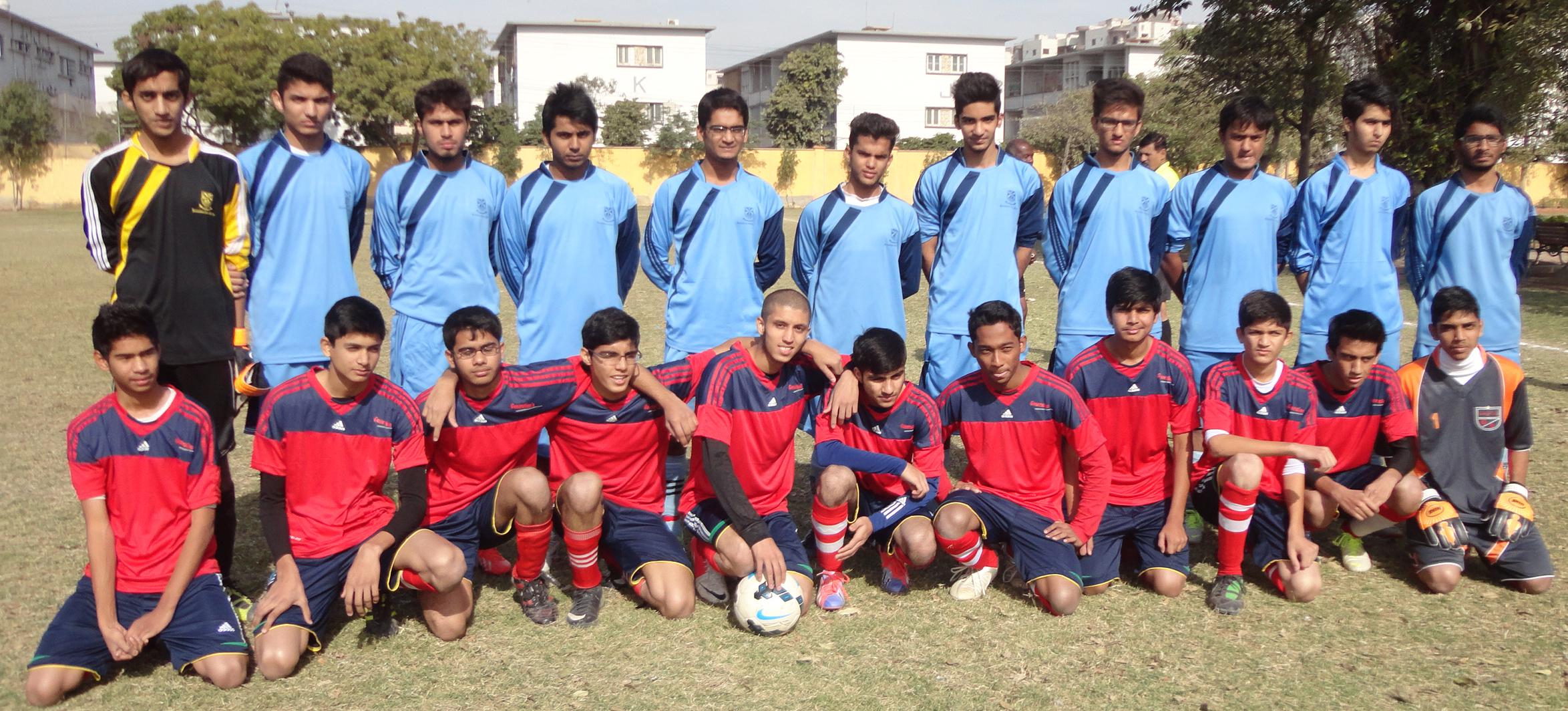 Karachi United School Championship: Beaconhouse PECHS, Beaconhouse North Nazimabad and KGS record wins