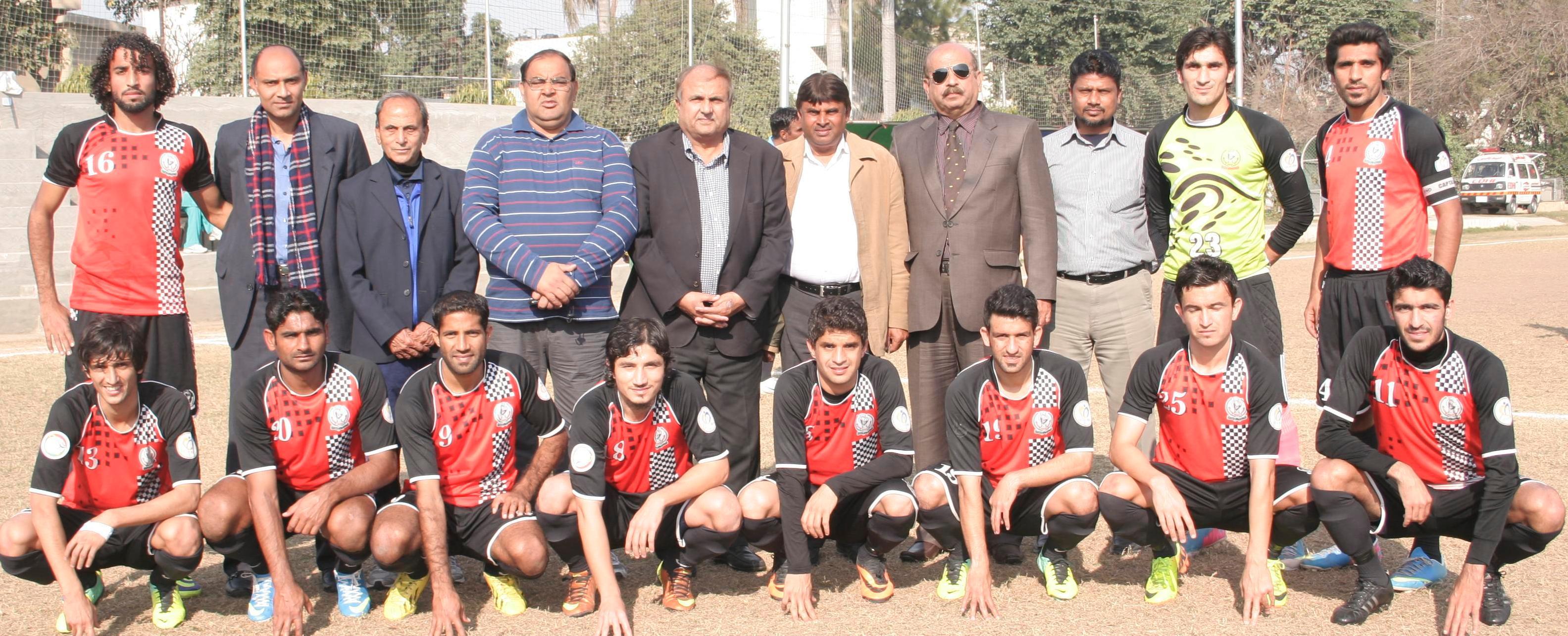 Pakistan Premier League: Title race heats up as WAPDA and KRL grab wins