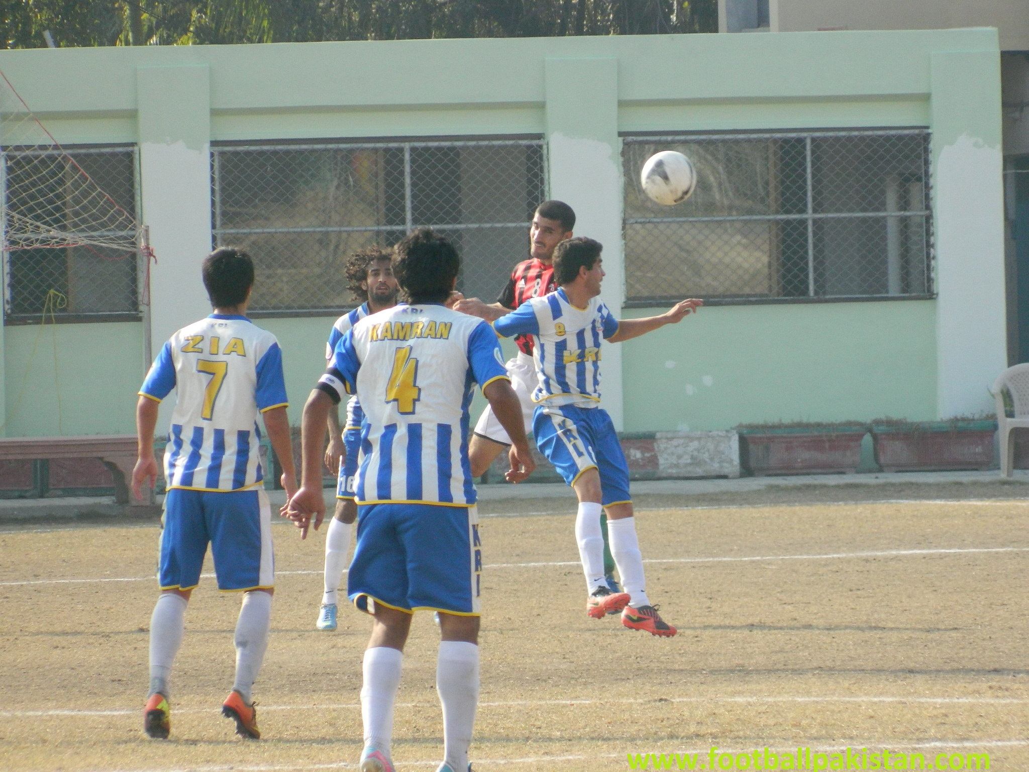 KRL edge closer to title with 3-0 win over PIA