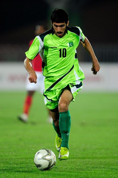 Kaleemullah aims to emerge as best striker [Express Tribune]