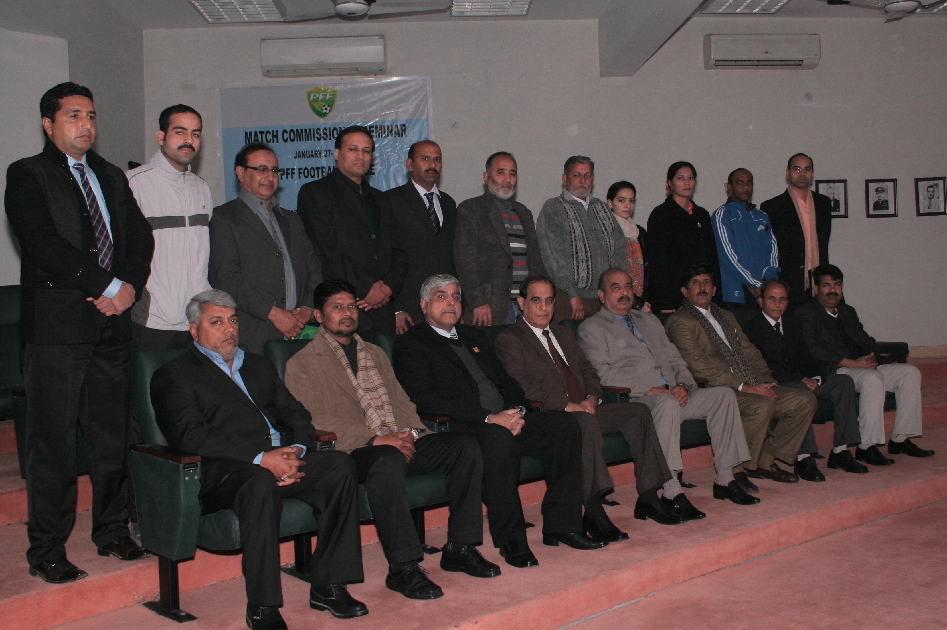 PFF organizes seminar for Match Commissioners