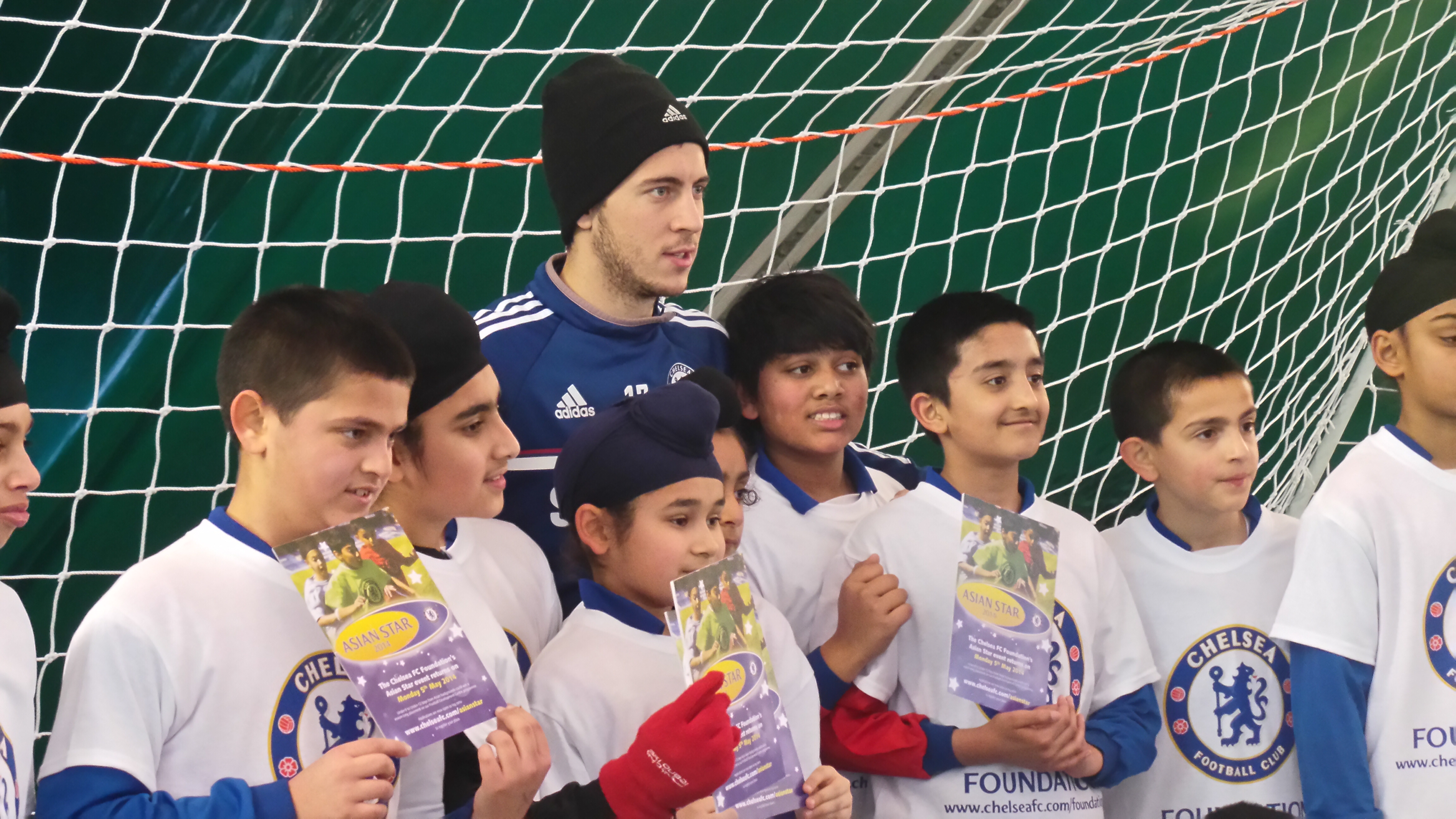 Chelsea kick-off Asian Star campaign in UK