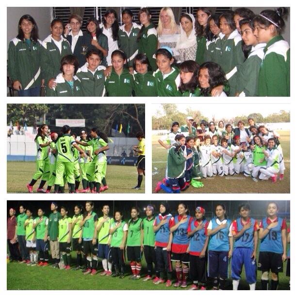 Pakistan women team to play friendlies against Qatar