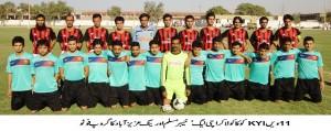 Khaber Muslim vs Young Azizabad copy