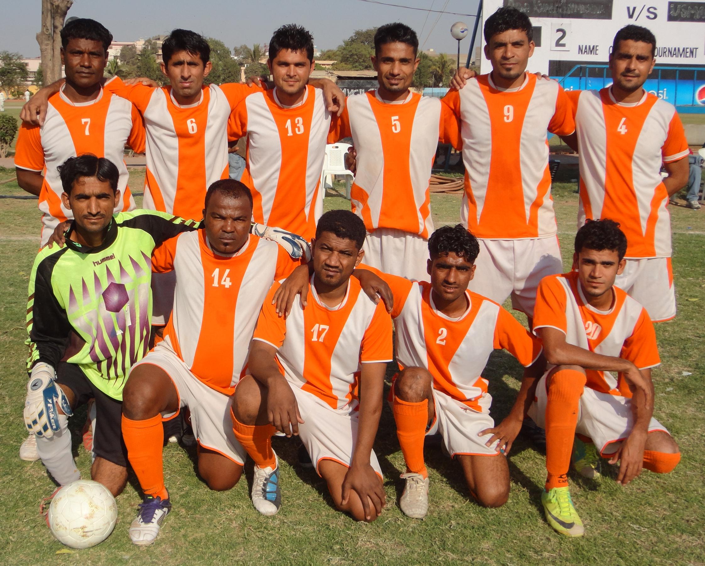 Karachi Football League Update 23.02.2014