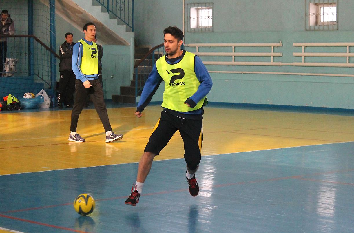Dordoi play training match as Adil starts for Kyrgyz giants