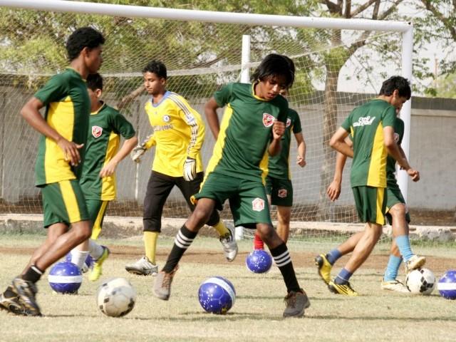 Football rejuvenates street children, ready for World Cup [Express Tribune]