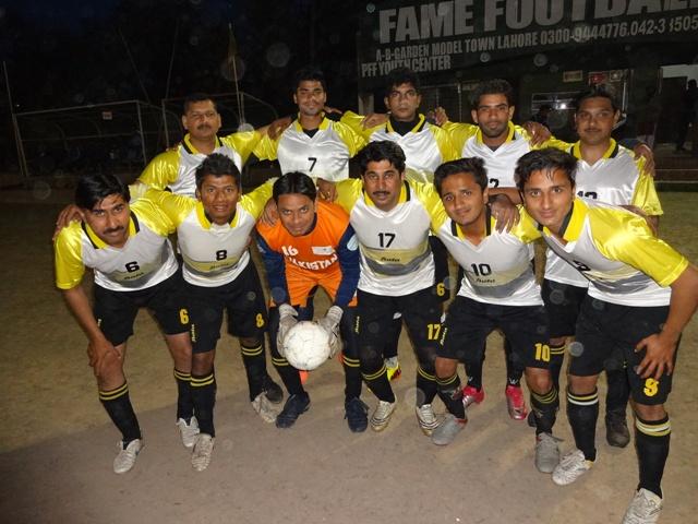 Lahore Fame Football League: Bata FC thrash Ali Asghar 3-1