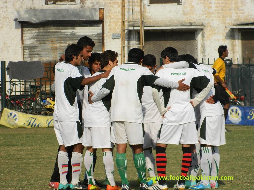 PFF hopeful for tournament in Palestine [Express Tribune]