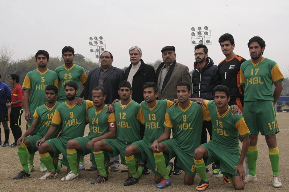 HBL football team disbanded [The News]