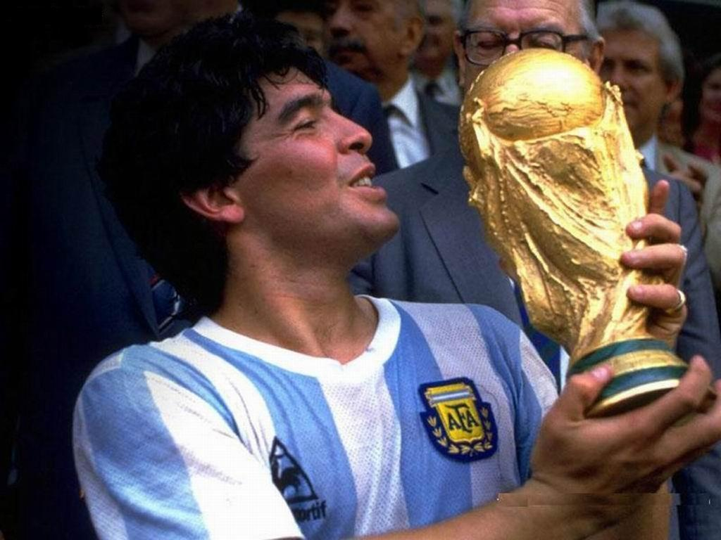 Maradona willing to come to Pakistan: agent [DAWN]