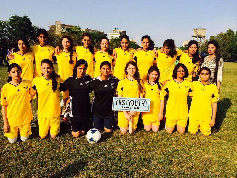 National U-16 Women's Championship: YRS and Diya FC grab wins