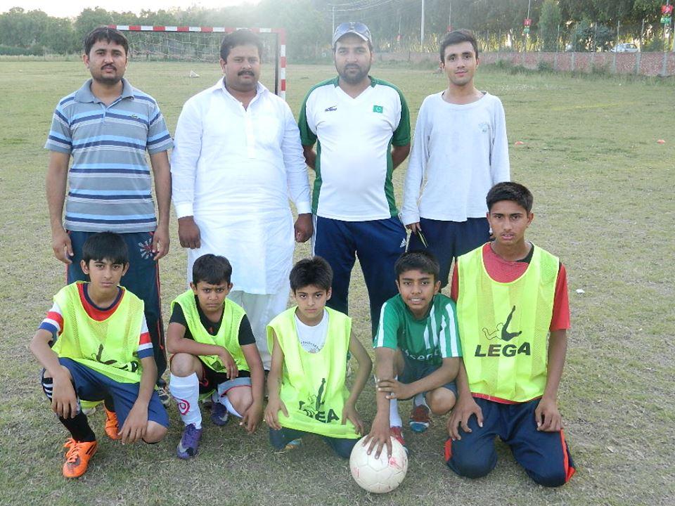1st Punjab College Football Club & Academy Futsal Fiesta 2014: PCSIR become inaugural champions