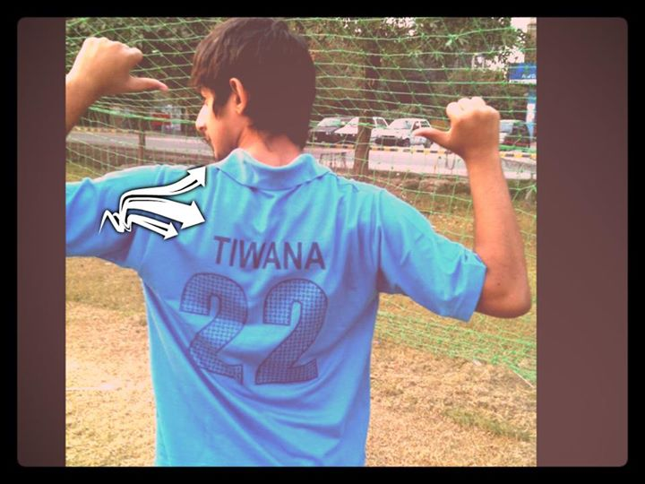 """FPDC Stories: Baksh Tiwana, """"My dream is to play for Manchester United."""""""