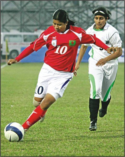 SAFF c'ship be allotted to Karachi: Khadim [The News]