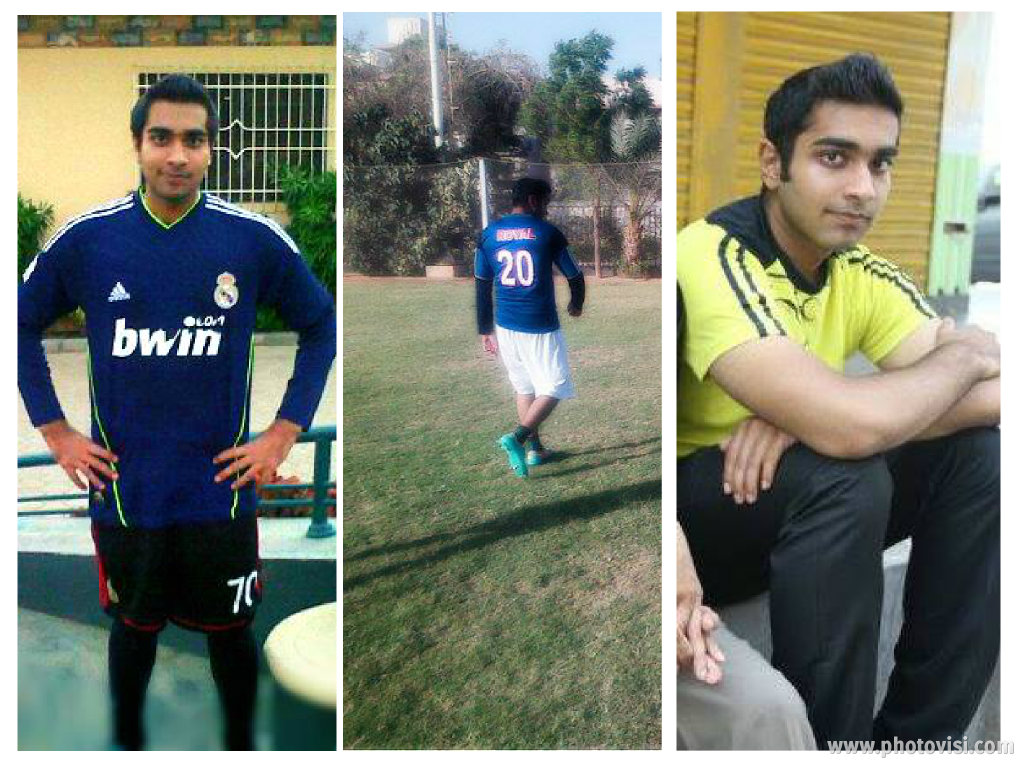 "FPDC Stories: Faris Khan, ""Football is my first love."""