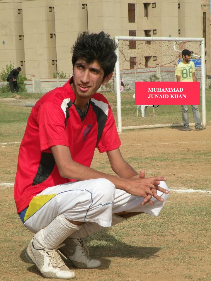 "FPDC Stories: Junaid Khan,""My career was short, but passion for football is still strong."""
