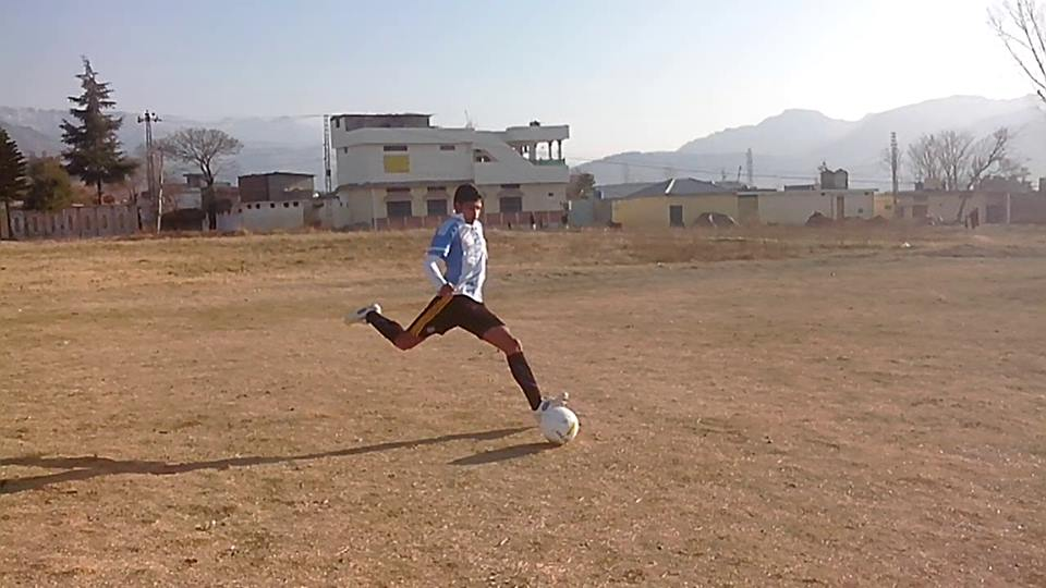 """FPDC Stories: Sardar Arsalan, """"I want to play for Pakistan."""""""