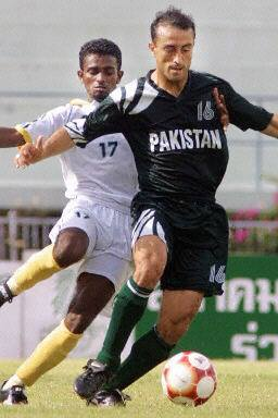 Gohar Zaman remains the only Pakistani player to score an hat-trick in the World Cup qualifiers.