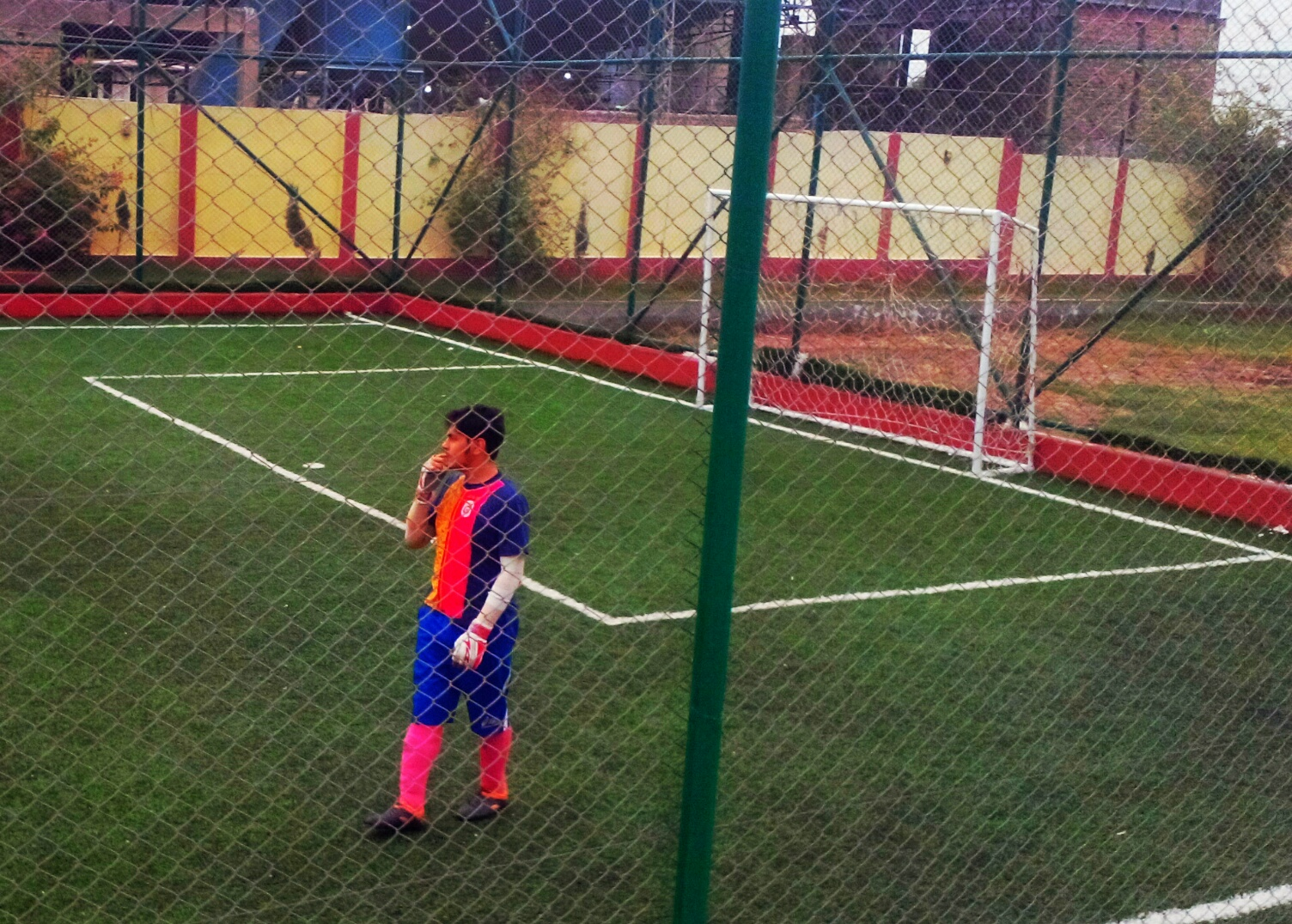 """FPDC Stories: Zakria Fazal, """"I am playing in the streets to be a player i dreamed of"""""""