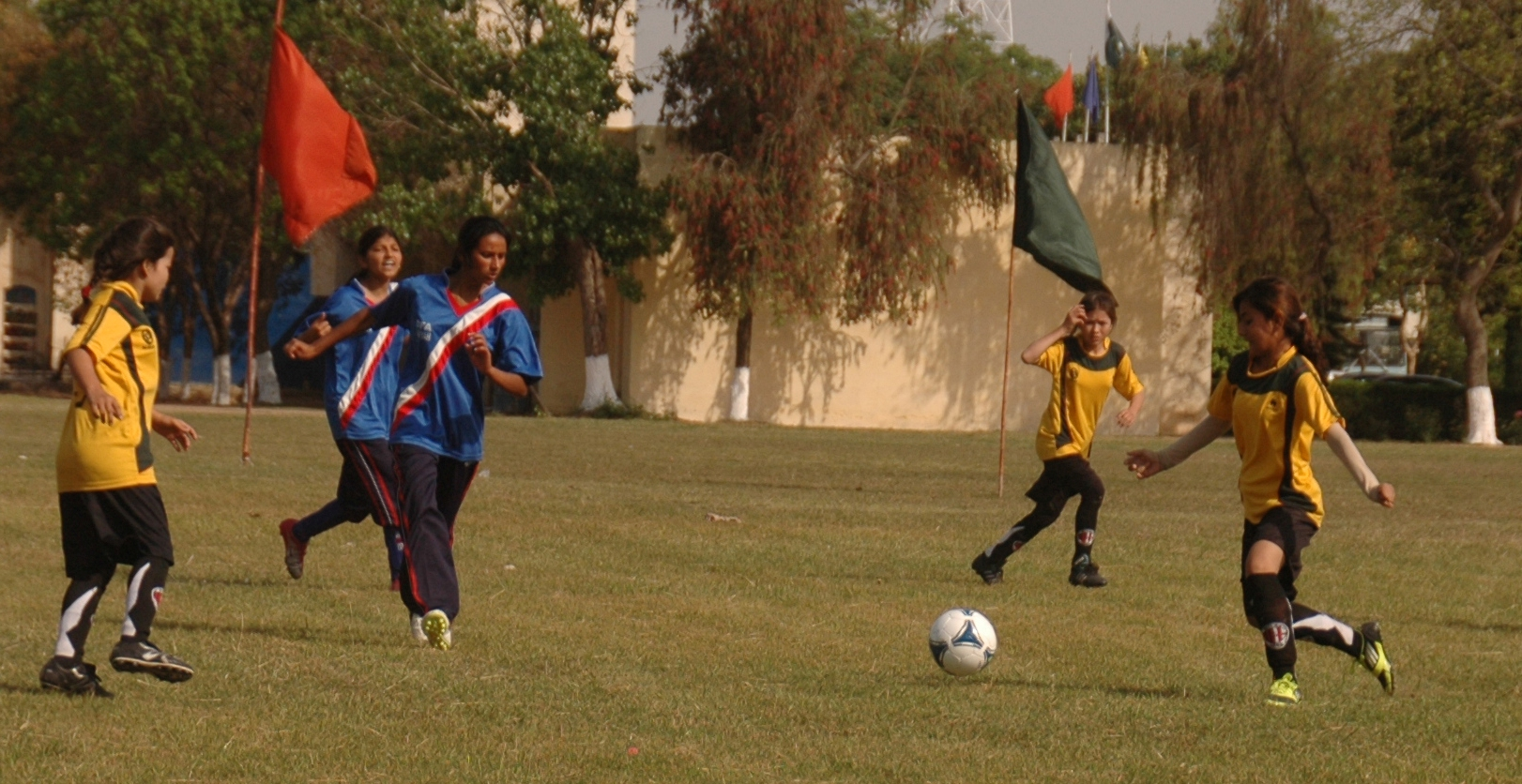 National U-16 Women's Championship: Fatima Jinnah WFC and Soccer Queens grab wins