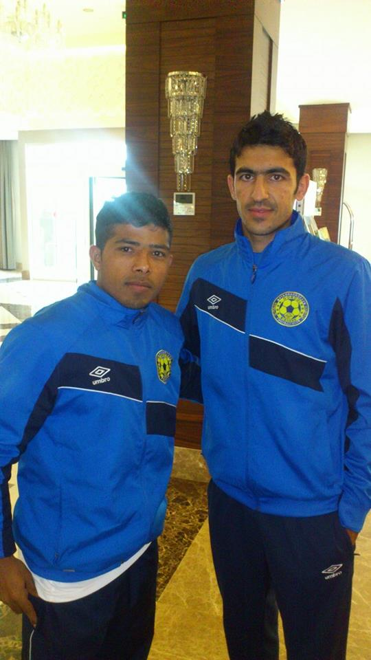 Adil and Kaleem are both playing for FC Dordoi Bishkek in Kyrgyzstan, but are they better than players of the recent past?